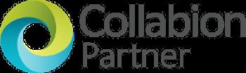 Este es el logo de nuestro partner Collabion